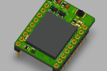 Spresense用SIM7090G Add-onボード